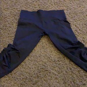 lululemon athletica Pants - Lululemon Athletica dark gray compression leggings